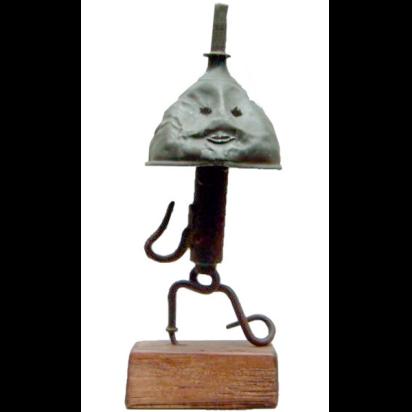 Eloge de la folie - Laus de la folià - h. 44 cm - coll. part.