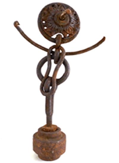 Soleil - Solelh - h. 36 cm
