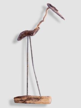 Echassier - Cambarut - h. 48 cm