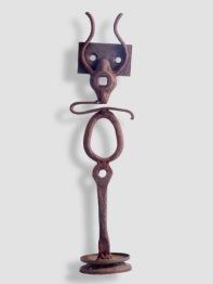Diable - Diau - h. 44 cm