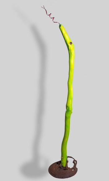 Tentateur - Temptaire - h. 182 cm